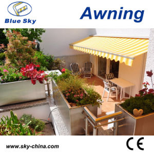 Aluminum Polyester Retractable Awning Tent (B3200) pictures & photos