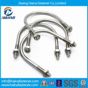 DIN3570 Ss202 Ss667 Stainless Steel U Bolt in Stock pictures & photos
