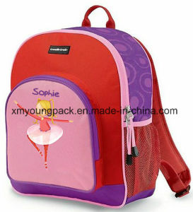 Fashion Durable Polyester Cute Girls Backpack Kids Backpack pictures & photos