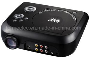 "2.4"" Home Entertainment DVD Projector Ks288b pictures & photos"