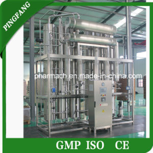 Multi-Effect Water Distiller/ Multi-Effect Water Distilled Machine pictures & photos