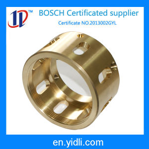 Brass Cylinder Turning Parts Machining Parts