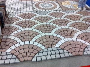 Red Porphyry Stone Paver, Cobble Stone, Cubestone, Kerbstone, Slab, Tile pictures & photos