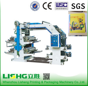 Full Automatic High Precision Yt Series label Flexo Printing Machine Price pictures & photos