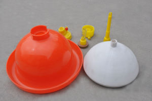 Automatic Chicken & Water Drinker Equipment for Poultry Farm (Plastic) pictures & photos