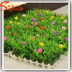 Garden Decorative Cheap Artificial Fake Synthetic Grass pictures & photos