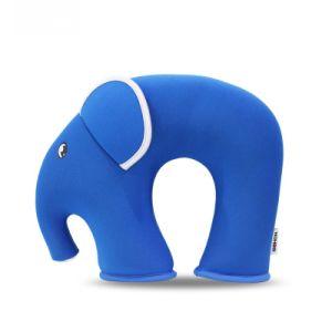 2016 New Arrival Children Cute Animal U Shape Pillow Elephant