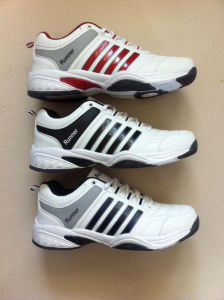 New Style Men Running Shoes Gym Shoestennis Shoes Sneaker (ZJ150518) -35 pictures & photos