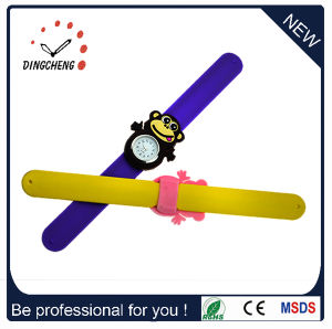 2016 Hot Sale Kid Slap Silicone Watch (DC-224) pictures & photos