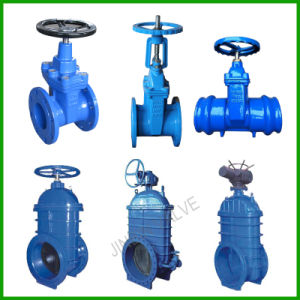 Resilient Wedge Gate Valve-DIN Gate Valve pictures & photos