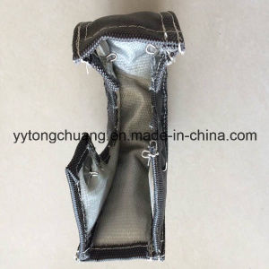 Automotive Thermo Insulation T3/T4/T6/T25 Fiberglass Turbo Blanket pictures & photos