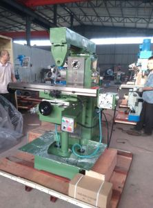 Universal Radial Milling Machine X6128-1 pictures & photos
