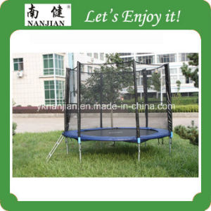 2014 Double Galvanized Steel Trampoline Bed/Trampoline for Children pictures & photos