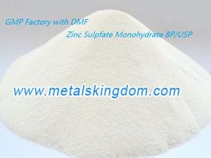 Pharmaceutical Grade Bp2009 Heptahydrate Zinc Sulphate pictures & photos