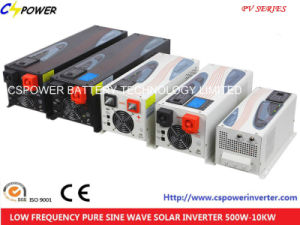 Pure Sine Wave Inverter 500W-8kw with Build in AC Charger pictures & photos
