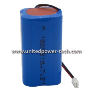 7.4V 2600mAh Rechargeable Lithium Ion Lipolymer Battery pictures & photos