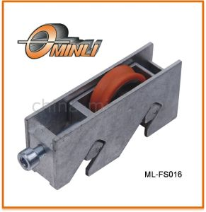 Zinc Bracket Single Pulley for Hot Sale (ML-FS016) pictures & photos