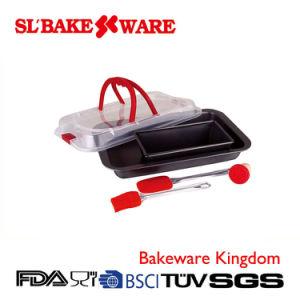 2PCS Baking Sets Carbon Steel Nonstick Bakeware (SL BAKEWARE)
