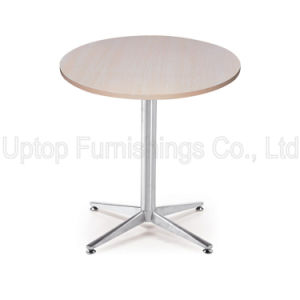 (SP-RT436) China Supplier Circle Stainless Steel Restaurant Dining Table pictures & photos