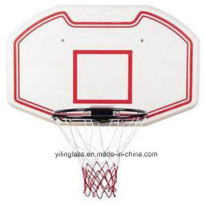 Hardened Backboard Glass for NBA Game pictures & photos