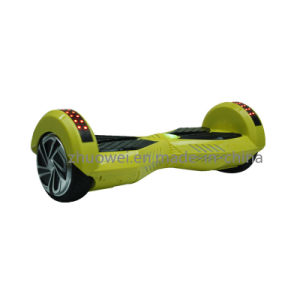 8 Inch Two Wheel Electric Self Balance Scooter with LED Lighting