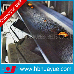 Metallurgical Industry Used Flame Resistant Rubber Conveyor Belt pictures & photos