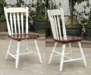 Solid Wooden Dining Chairs Windsor Chair Outdoor Chairs (M-X2529) pictures & photos