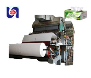 Toilet Paper Making Machine (1880mm) , Hot Sale Waste Paper Recycling Plant pictures & photos