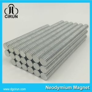 Sintered Rare Earth Neodymium Small Ring Magnets pictures & photos