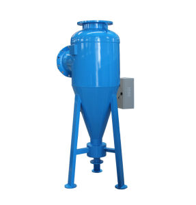 Different Pressure Control Automatic Cyclone Desander Filter pictures & photos