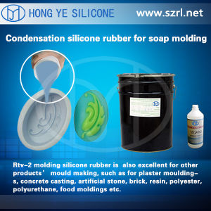 Liquid RTV-2 Silicone Rubber for Sculpture Molding (HY625#, 630#) pictures & photos