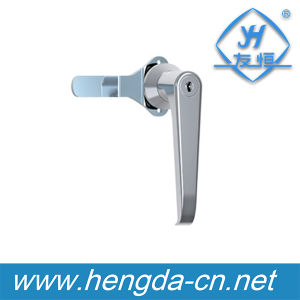 90 Degree Bent Cam Blade Handle Lock (YH9695) pictures & photos