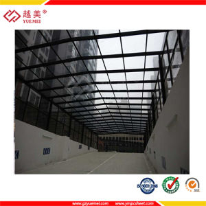 Polycarbonate Plastic Solid Awnings Policarbon Polycarbonate Solid Sheet pictures & photos