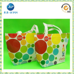 Custom Cheap Laminated PP Non Woven Tote Shopping Bag (JP-nwb018) pictures & photos
