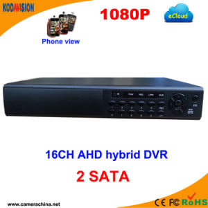 16 Channel Cheap DVR Ahd pictures & photos