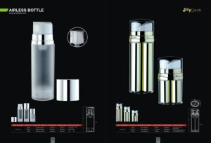 New Style Double Pump Airless Bottle (JY526) pictures & photos