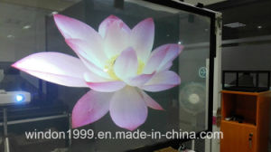 Transparent Projection Screen / Holographic Rear Projection Film pictures & photos