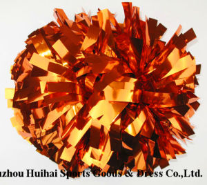 2016 Metallic Orange POM Poms pictures & photos