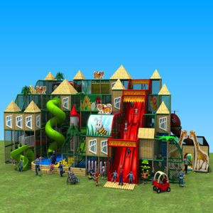 Newest Design Outdoor Playground Equipment for Children pictures & photos