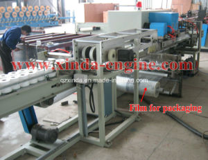 Automatic Toilet Tissue Paper & Kitchen Towel Paper Packaging Machine for Sale pictures & photos