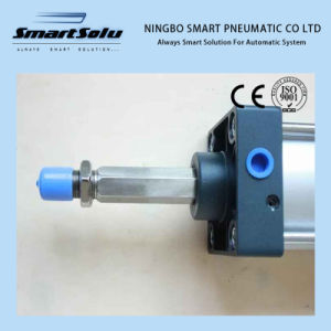 Hexagon Piston Rod Pneumatic Air Cylinder, Not Rotating Pneumatic Air Cylinder pictures & photos