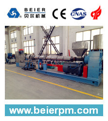 Sj100/34 PE/PP Flake Pelletizing Line-Water-Ring Cutting pictures & photos