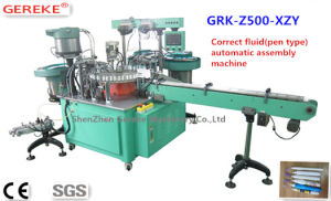Correction Fluid (pen type) Automatic Assembly and Filling Machinery pictures & photos