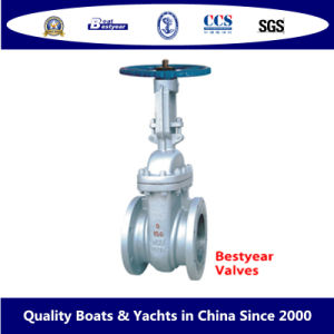 DIN Cast Steel Valve Gate Valve Check Valve Globe Valve Angle Valve pictures & photos