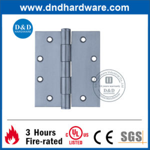 Stainless Steel Building Hardware Plain Joint Hinge with UL Certificate pictures & photos