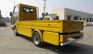 Electric Industrial Truck pictures & photos