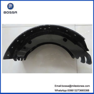 Truck Parts Hino Brake Shoe with Oil System 24 Holes 200mm pictures & photos