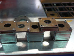 Hnc-4000 True Hole HD High Definition Precision CNC Plasma Cutting Machine pictures & photos