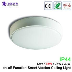 18W LED Oyster Wall Light with on-off Function Smart Version Ceiling Light