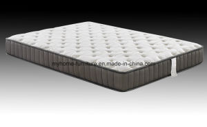 Modern High Quality Hotel Furniture Hotel Bed Headboard and Mattress pictures & photos